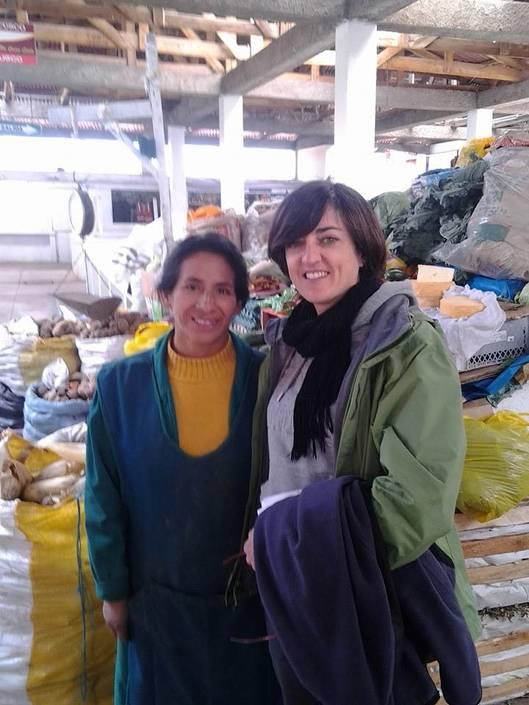 Mercado de San Blas, Cusco