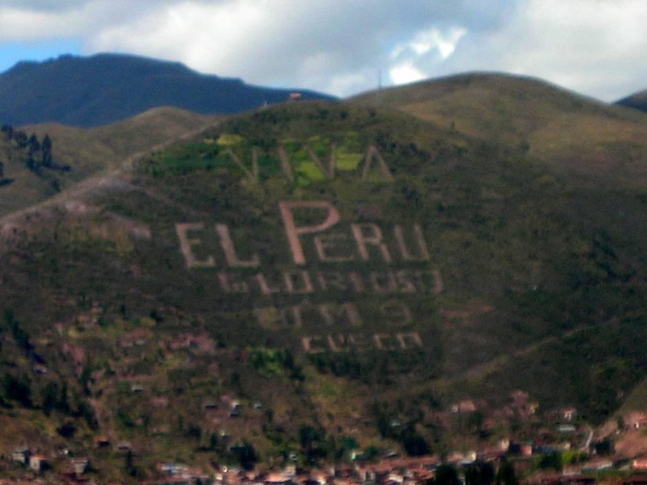 Viva el Peru Glorioso!
