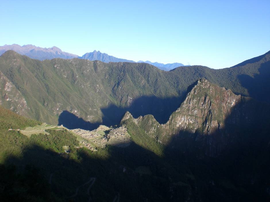 Seeing the sunrise on Machu Picchu from the Inti Punku is one of the best things to do in Peru