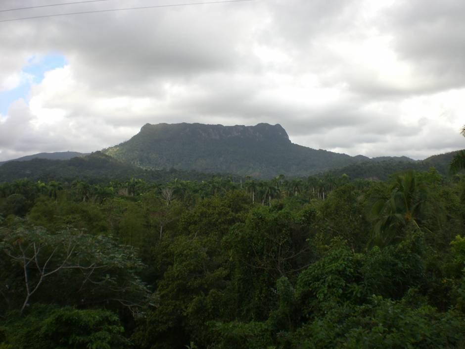 El Yunque, Baracoa