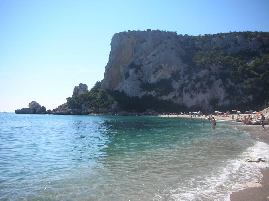 Best beaches in Sardinia: Cala Luna