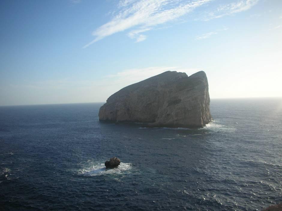 View from Capo Caccia
