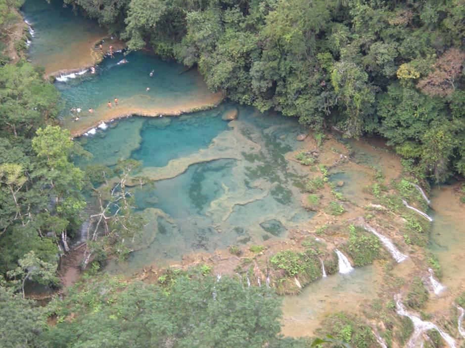 Guatemala Semuc Champey