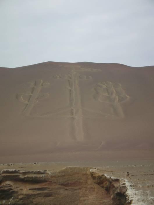 El Candelabro, Peru