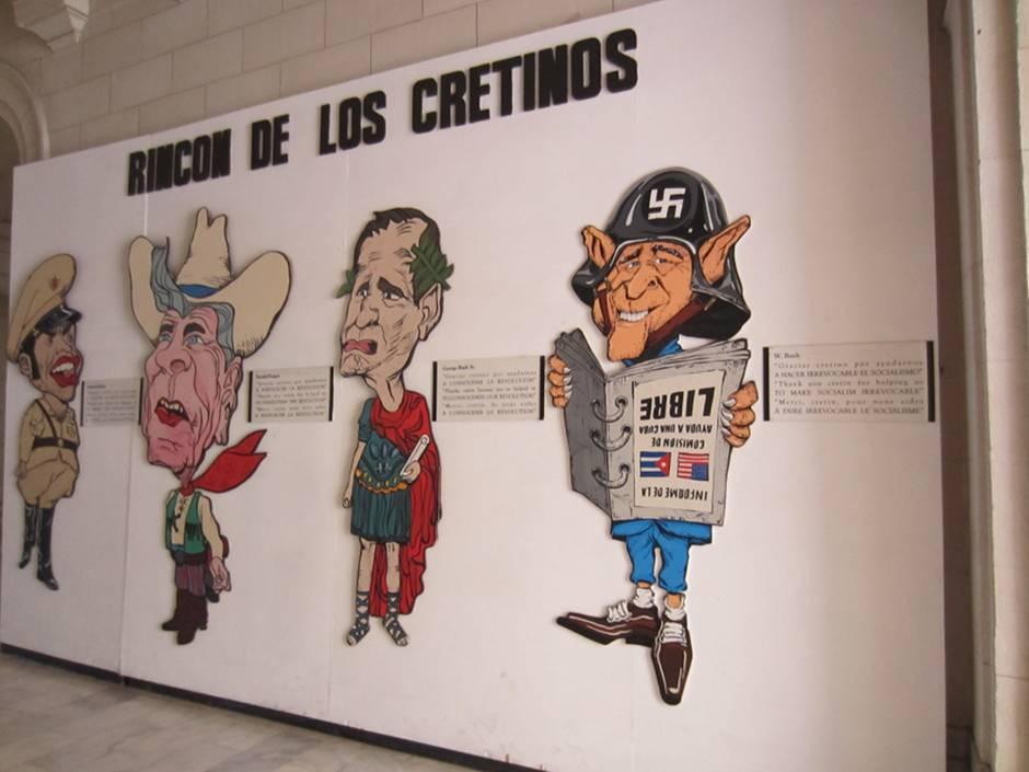 Havana Museo de La Revolucion, Cuba