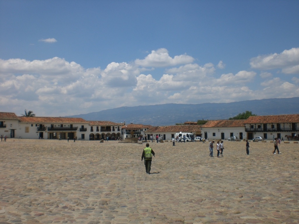 Colombia tourist attractions: Villa de Leyva