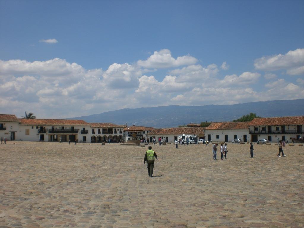 Colombia tourist attractions: Villa de Leyva