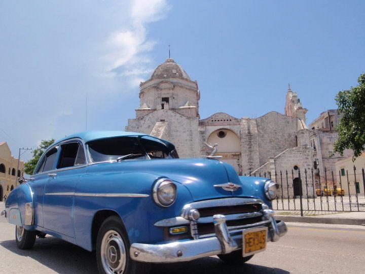 Auto d'epoca ad Havana Vieja - foto di Alessandro Abis