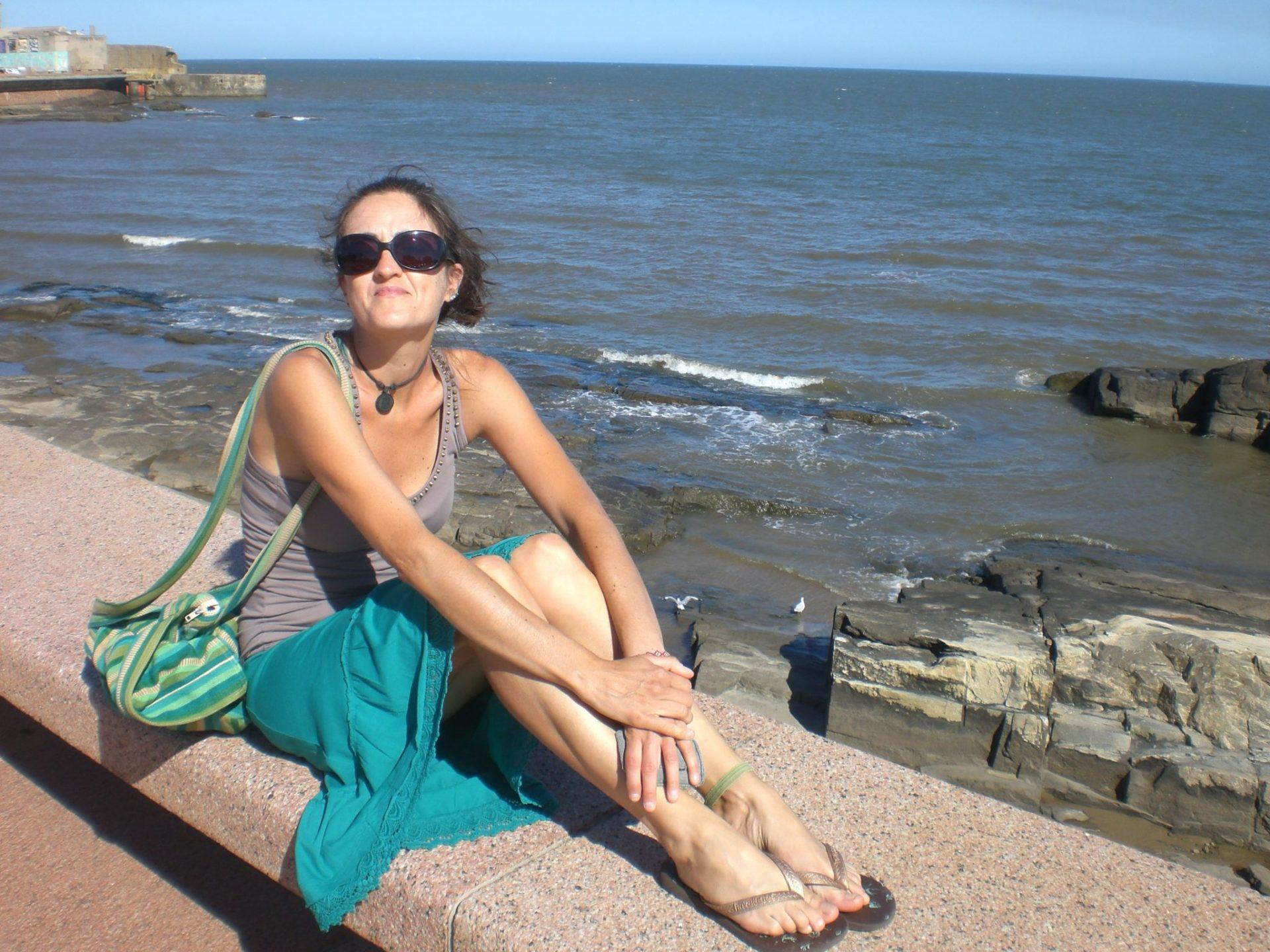 I fully enjoyed travelling alone in Uruguay
