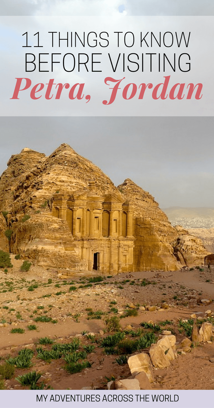 Learn all the things to know before visiting Petra, Jordan - via @clautavani