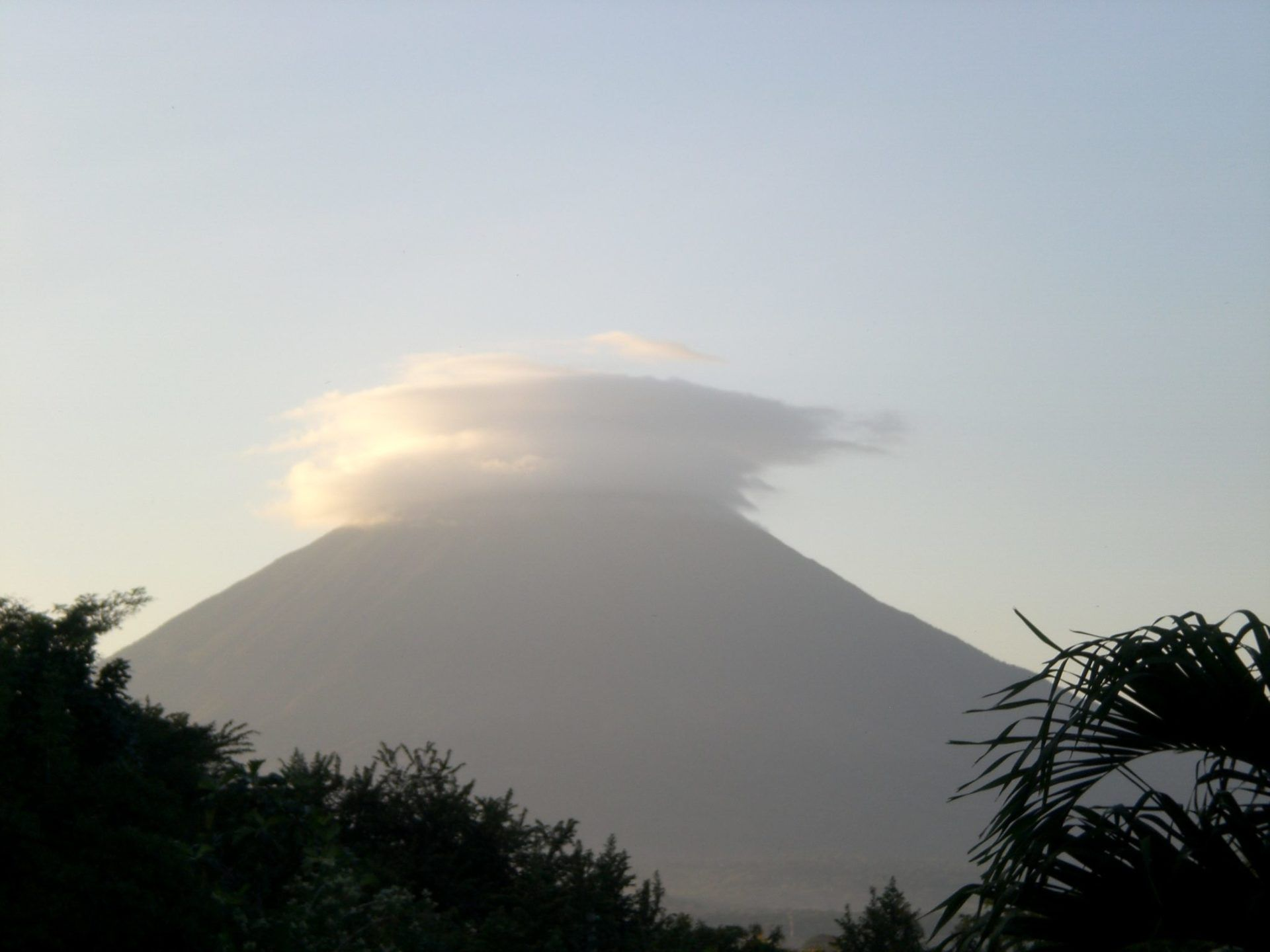 Isla de Ometepe, volcano Maderas