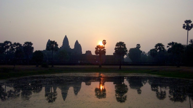 Rose Royal Boutique Hotel is the perfect base to go explore Angkor Wat