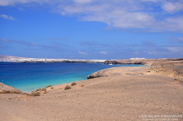 I look forward to visiting Lanzarote - photo courtesy of Canary Islands Photos (flickr)