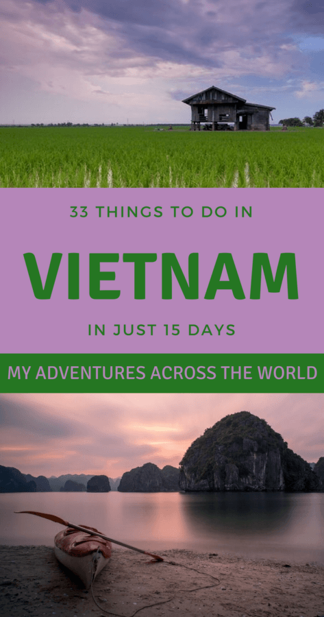 Discover the things to do in Vietnam - via @clautavani