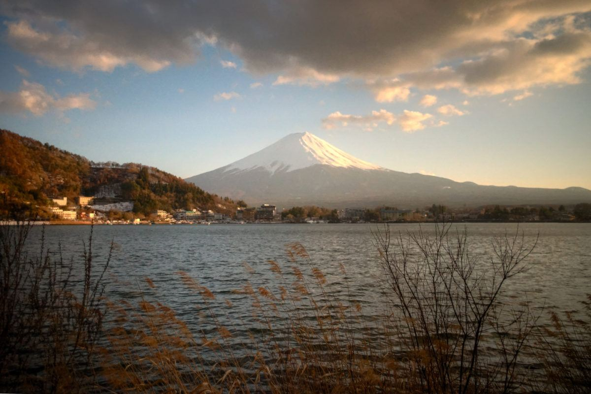 Mount Fuji, Japan - photo courtesy of mariusz kluzniak (flickr)