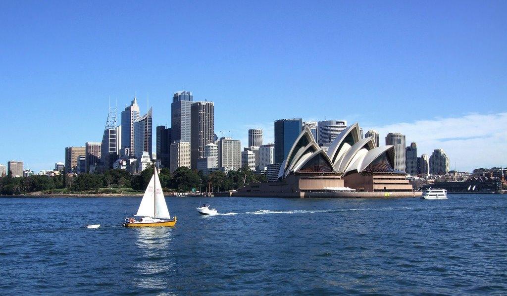 Beautiful Sydney - photo courtesy of Ryan Wick (flickr)