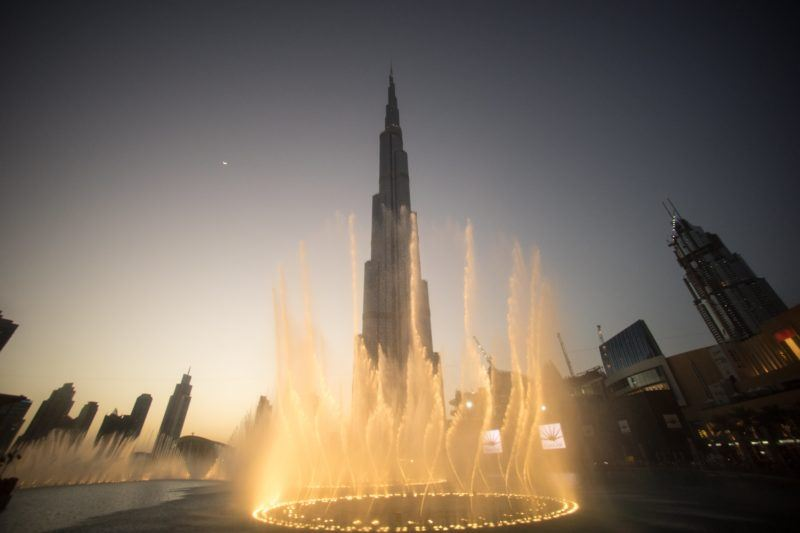 places in Dubai