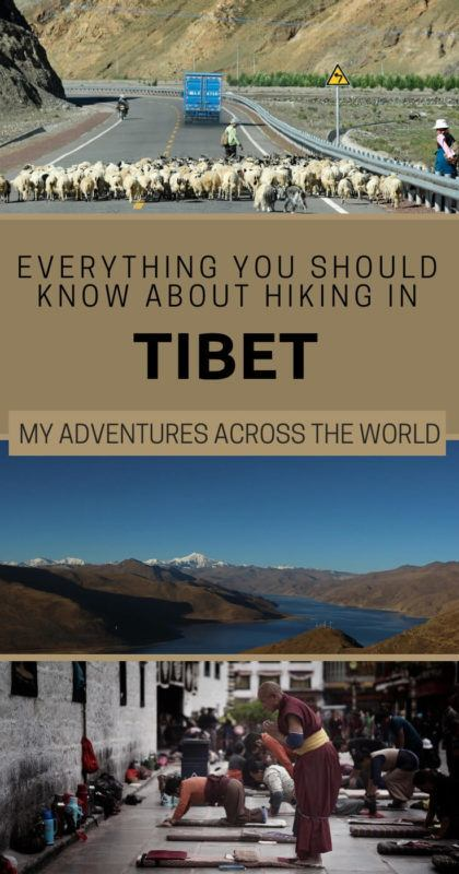 Discover everything you need to know about hiking in Tibet - via @clautavani