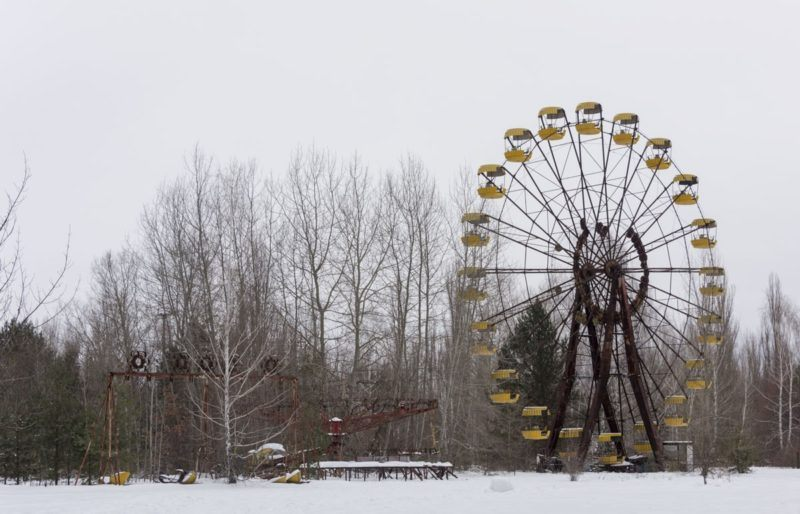 Everything You Need To Know About Visiting Chernobyl, Ukraine