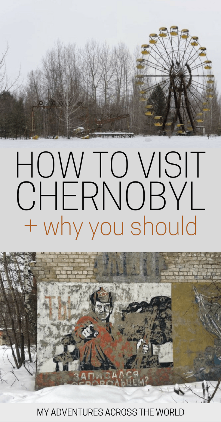 Find out what to do to visit Chernobyl - via @clautavani