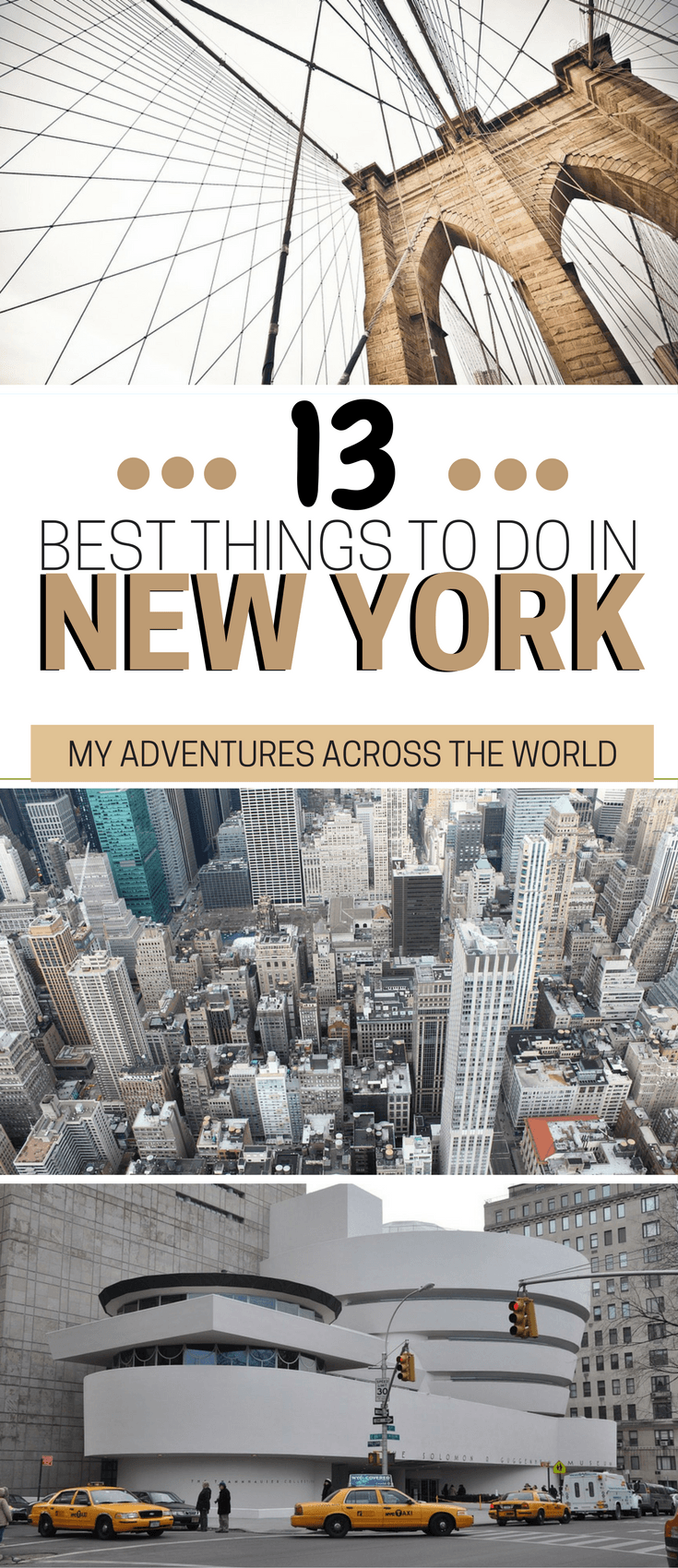 Read about the 13 best things to do in New York - via @clautavani