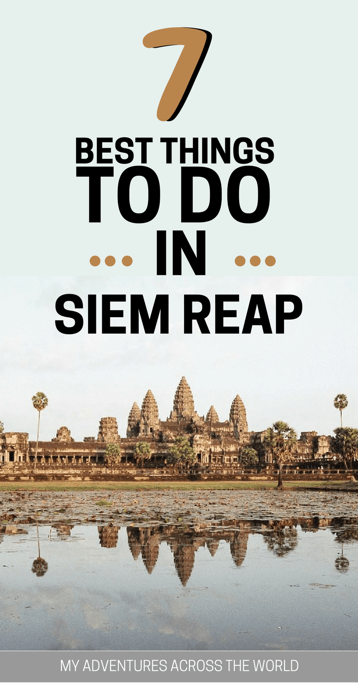 Learn about the best things to do in Siem Reap - via @clautavani