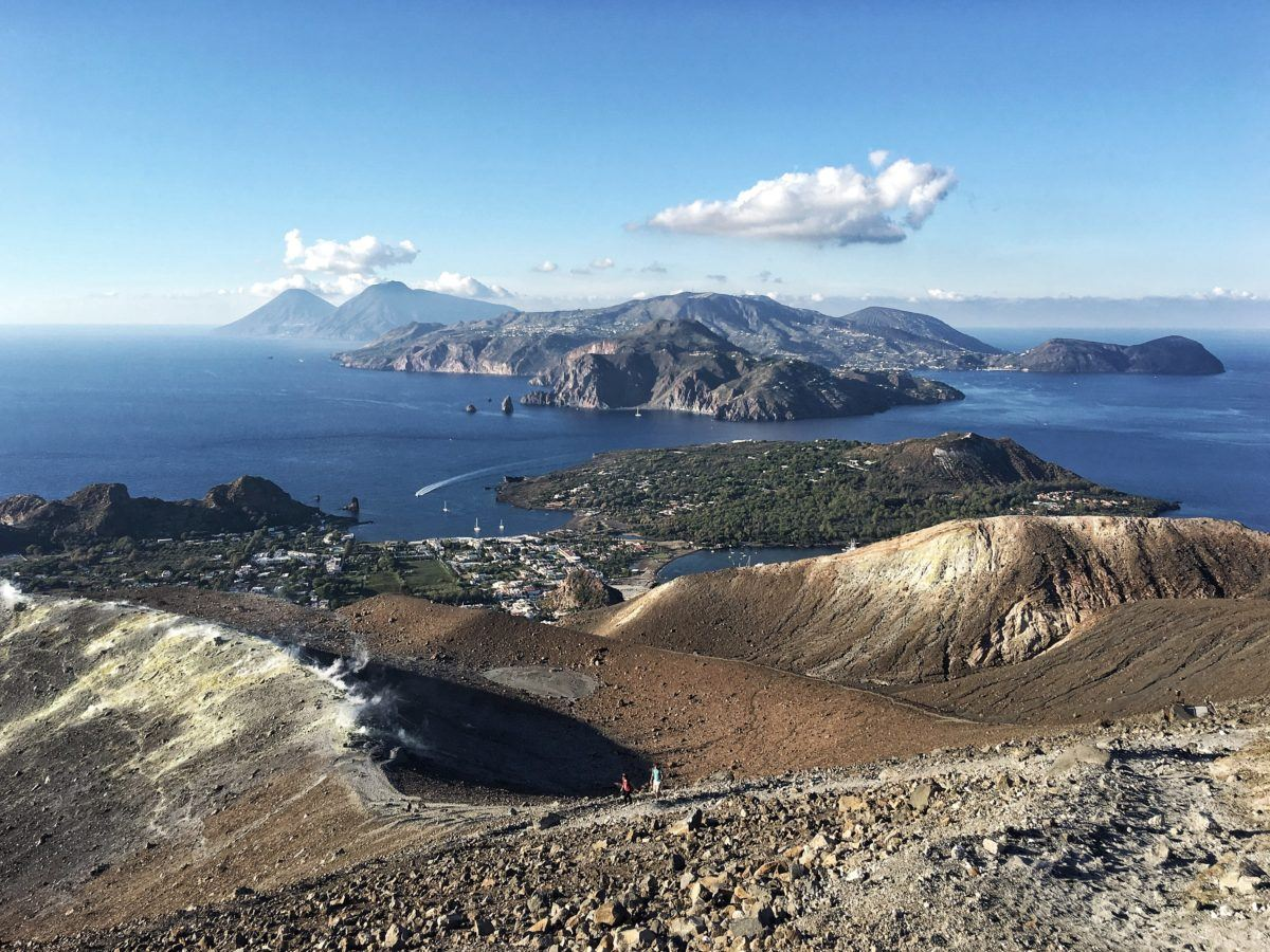 Everything You Need To Know To Visit Vulcano Island, Sicily
