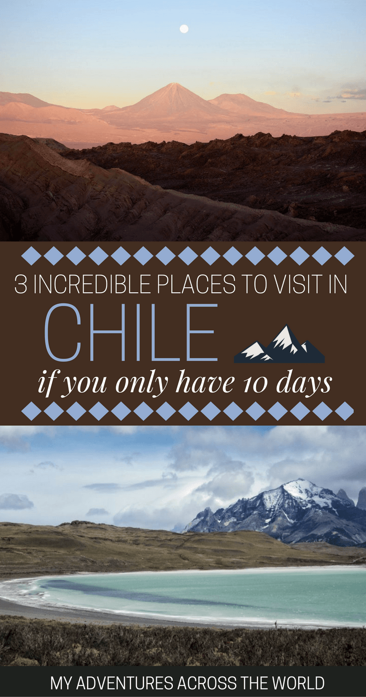 Discover three incredible places to visit in Chile - via @clautavani
