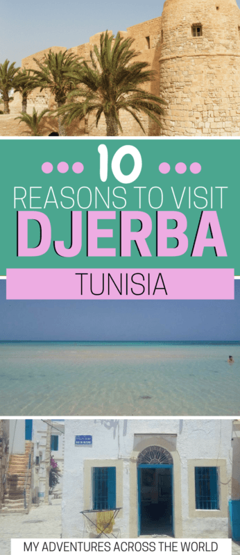 Find out why you should go to Djerba - via @clautavani