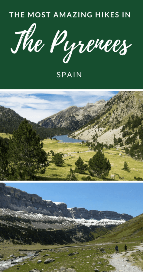 Discover the most amazing hikes in the Pyrenees - via @clautavani