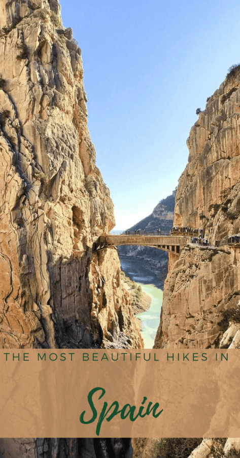 Learn where to find the most beautiful hikes in Spain - via @clautavani