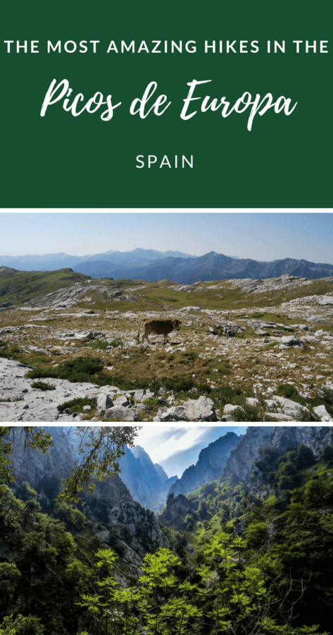 Discover the best trails for hiking the Picos de Europa via @clautavani